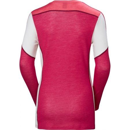 Dámske tričko - Helly Hansen LIFA MERINO CREW - 2