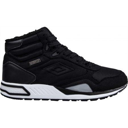 Chlapčenská zimná obuv - Umbro REDHILL HIGH W PROOF JUN - 3 1bb735c8717