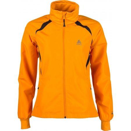 Dámská běžkařská bunda - Odlo BUNDA BĚŽKY DÁMSKÁ - 1