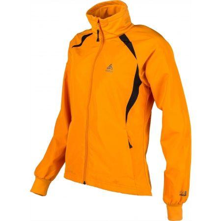 Dámská běžkařská bunda - Odlo BUNDA BĚŽKY DÁMSKÁ - 2