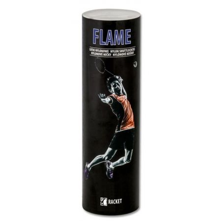 Fluturași badminton - Spokey FLAME 6KS - 3