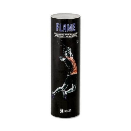 Fluturași badminton - Spokey FLAME 6KS - 6