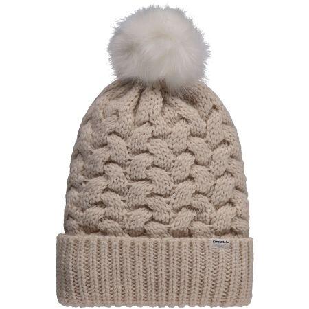 Women's winter beanie - O'Neill BW NORA WOOL ALPACA MIX BEANIE