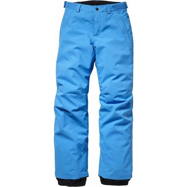 O'Neill PB ANVIL PANTS modrá 140 - Chlapecké snowboardové/lyžařské kalhoty