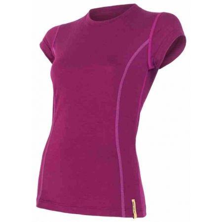 Sensor MERINO ACTIVE - Women's functional T-shirt