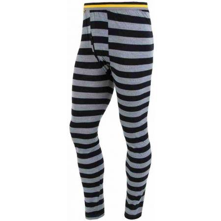 Pantaloni funcționali bărbați - Sensor MERINO ACTIVE BLK - 1