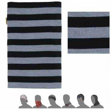 Multifunkční šátek - Sensor TUBE MERINO WOOL - 2