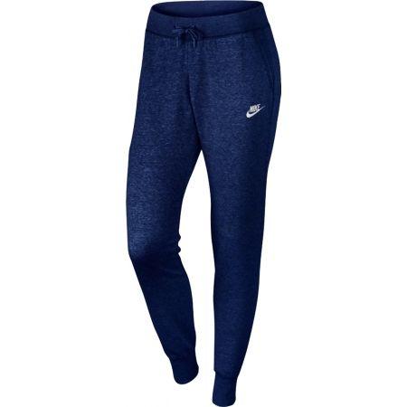Dámské tepláky - Nike NSW PANT FLC TIGHT - 1