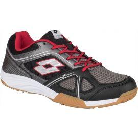 350bd7540e1 Lotto JUMPER 400 II - Pánská sálová obuv