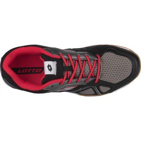 1f6b64c8200 Pánska halová obuv - Lotto JUMPER 400 II - 5