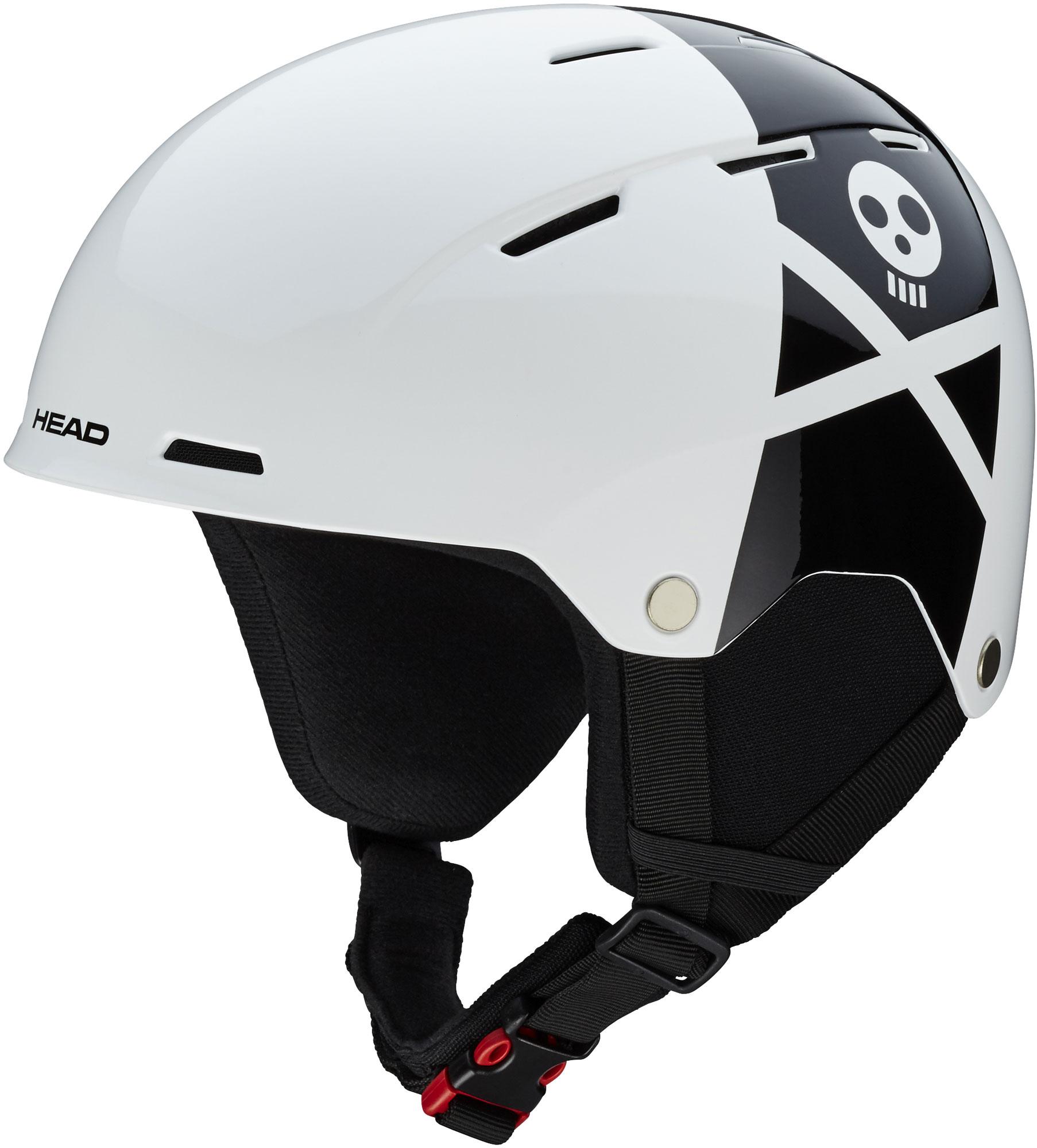 Juniorská lyžařská helma
