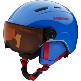Head MOJO VISOR - Kids' ski helmet