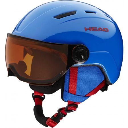 Juniorská lyžiarska prilba - Head MOJO VISOR