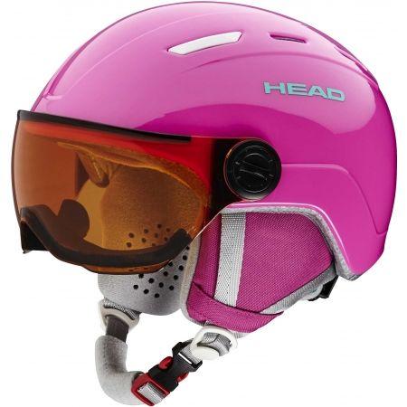 Head MAJA VISOR - Juniorská lyžiarska prilba