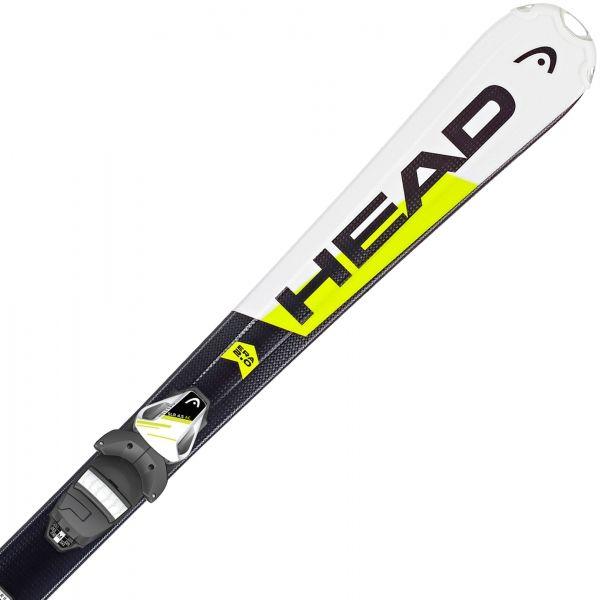 Head SUPERSHAPE TEAM SLR2 + SLR 7.5AC - Detské zjazdové lyže