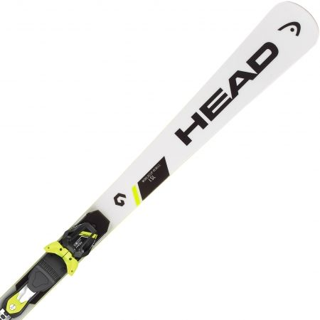 Zjazdové lyže - Head WC REBELS I.SL SW + FF EVO 11 - 1