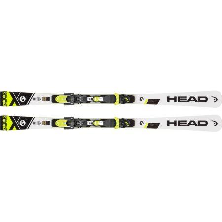 Zjazdové lyže - Head WC REBELS I.SL SW + FF EVO 11 - 2