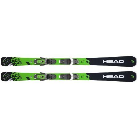 Sjezdové lyže - Head V-SHAPE V10 SW LYT-PR + PR 11 GW - 3