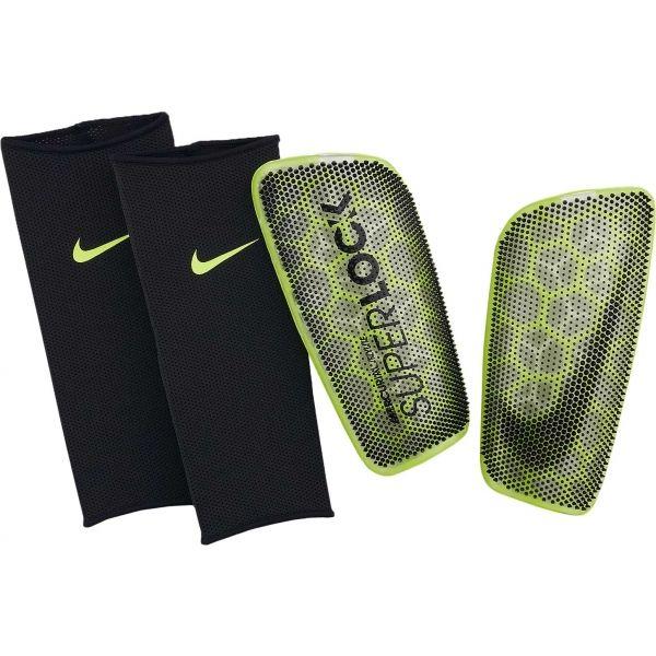 Nike MERCURIAL FLYLITE SUPERLOCK - Futbalové chrániče