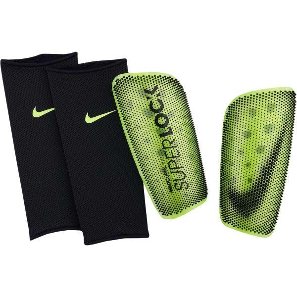Nike MERCURIAL LITE-SUPERLOCK - Pánske futbalové chrániče