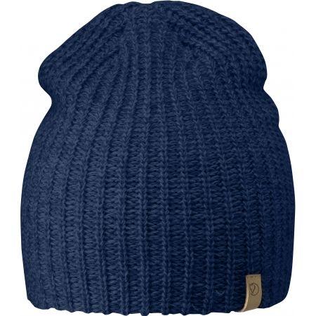 Fjällräven ÖVIK MELANGE BEANIE - Pánská zimní čepice