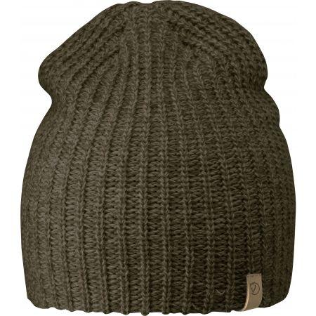 Pánska zimná čiapka - Fjällräven ÖVIK MELANGE BEANIE