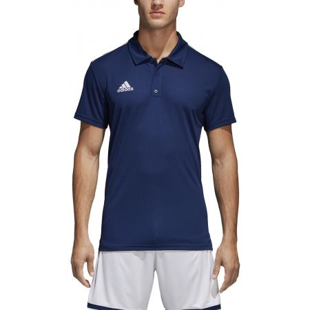 Polo tričko - adidas CORE18 POLO - 2