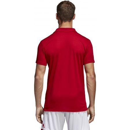 Polo shirt - adidas CORE18 POLO - 5