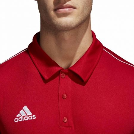 Polo shirt - adidas CORE18 POLO - 6