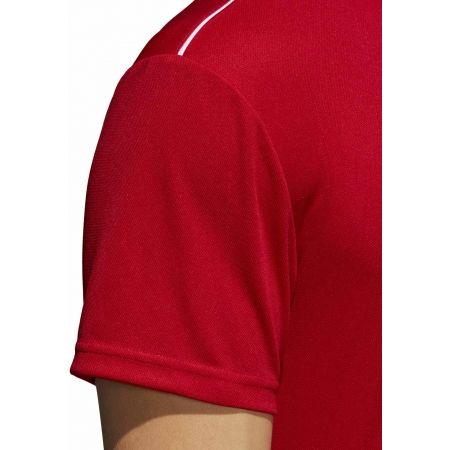 Polo shirt - adidas CORE18 POLO - 8