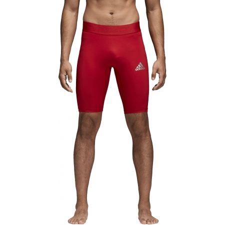 Pánské spodní trenky - adidas ALPHASKIN SPORT SHORT TIGHTS  M - 3