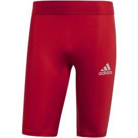 adidas ALPHASKIN SPORT SHORT TIGHTS  M - Pánské spodní trenky