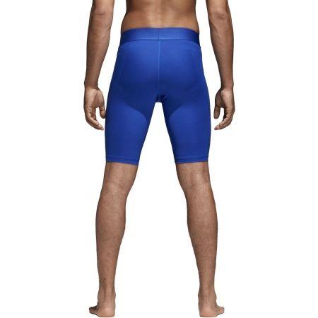 Pánské spodní trenky - adidas ALPHASKIN SPORT SHORT TIGHTS  M - 4