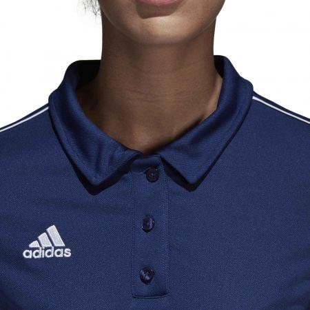 Dámske športové tričko polo - adidas CORE18 POLO W - 8