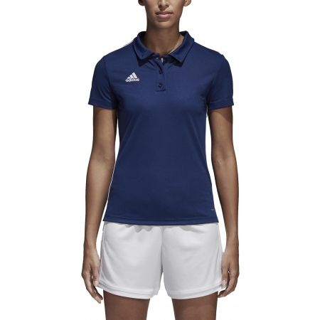 Dámske športové tričko polo - adidas CORE18 POLO W - 3