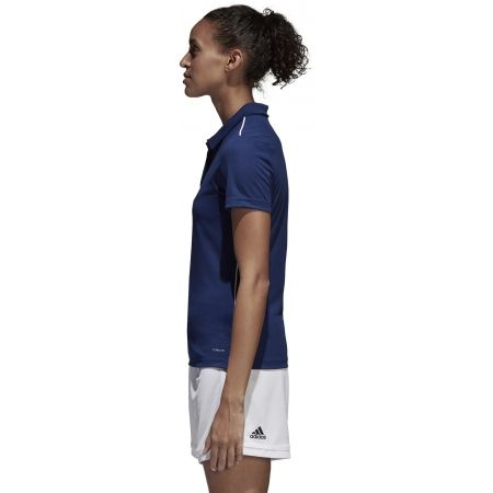 Dámske športové tričko polo - adidas CORE18 POLO W - 6