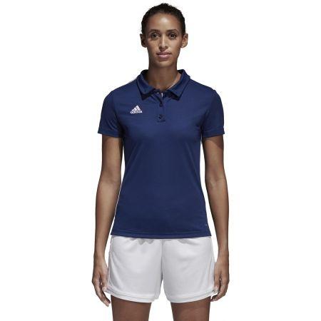 Dámske športové tričko polo - adidas CORE18 POLO W - 4