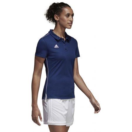 Dámske športové tričko polo - adidas CORE18 POLO W - 5