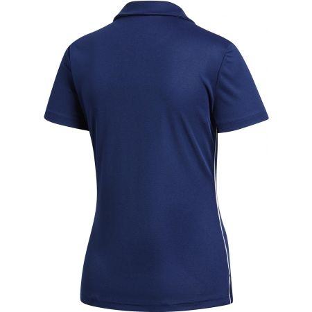 Dámske športové tričko polo - adidas CORE18 POLO W - 2