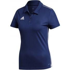 adidas CORE18 POLO W - Women's sports polo shirt