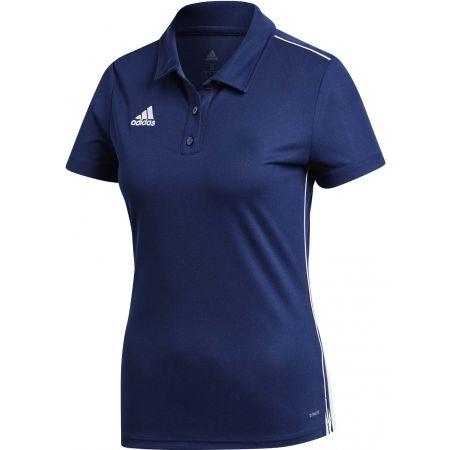 Dámske športové tričko polo - adidas CORE18 POLO W - 1