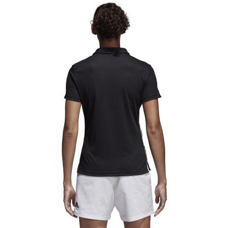 Women's sports polo shirt - adidas CORE18 POLO W - 7