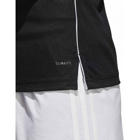 Women's sports polo shirt - adidas CORE18 POLO W - 9