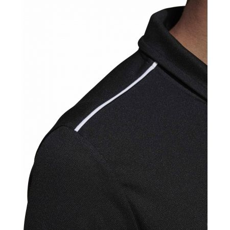 Women's sports polo shirt - adidas CORE18 POLO W - 10