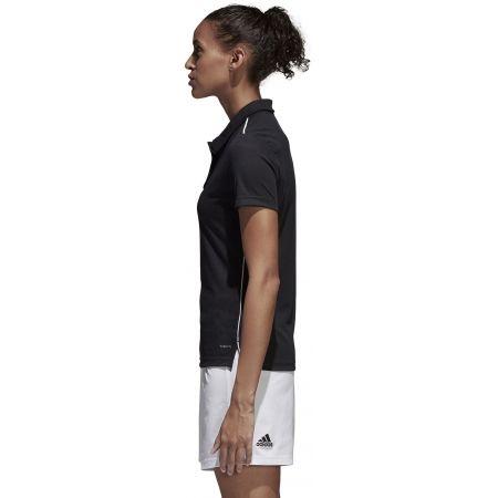 Women's sports polo shirt - adidas CORE18 POLO W - 6