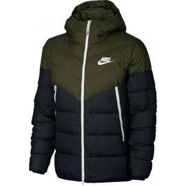Nike M NSW DWN FILL WR JKT HD - Férfi steppelt kabát