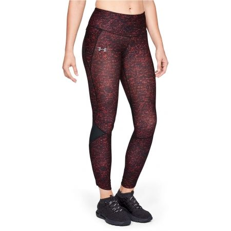 Women's compression leggings - Under Armour FLY FAST PRIN - 4