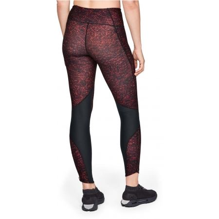 Women's compression leggings - Under Armour FLY FAST PRIN - 5