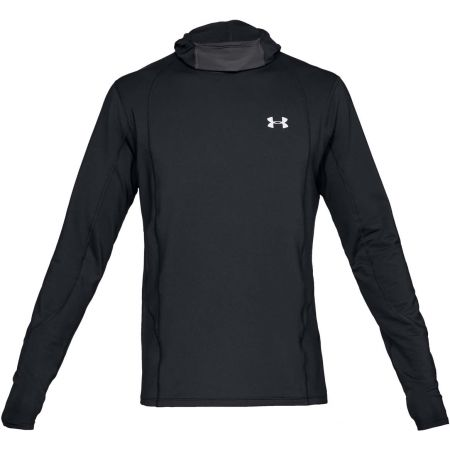 Men's running sweatshirt - Under Armour REACTOR RUN BALACLAVA - 1