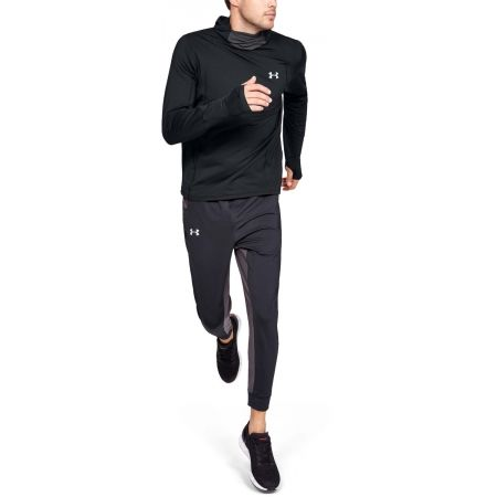 Men's running sweatshirt - Under Armour REACTOR RUN BALACLAVA - 3